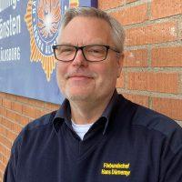 Porträttbild på NÄRF:s förbundschef Hans Därnemyr.
